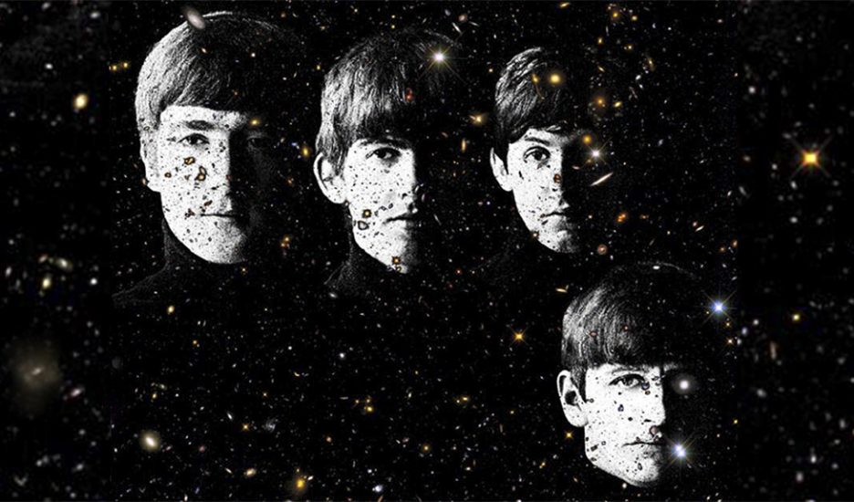 Beatles paranormales