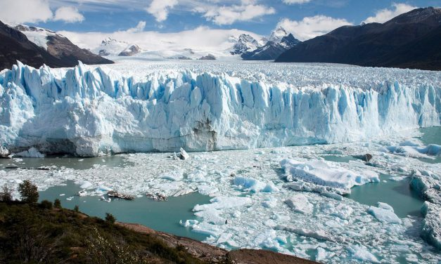 ¿Quién salvará a los glaciares?
