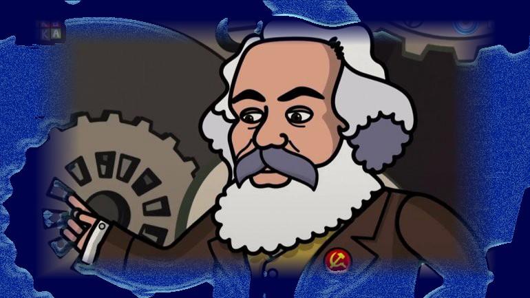 El enviado de Marx