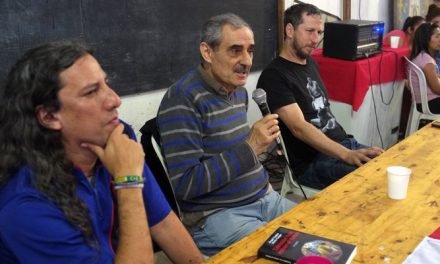 """""""El fútbol nos enseñó a ser solidarios"""""""