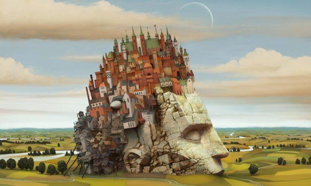 La tierra de la fantasía