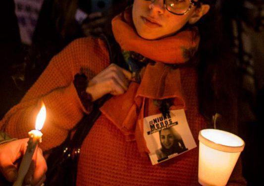 Femicidio: marcha por Emma