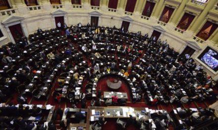 El Congreso de los simulacros