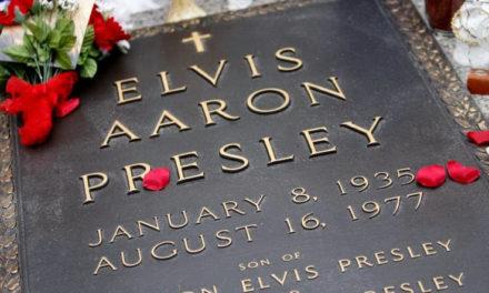 Elvis not dead