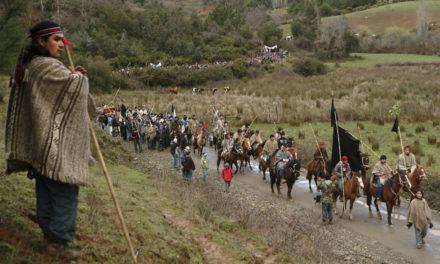 La explotación de los mapuches en Chile
