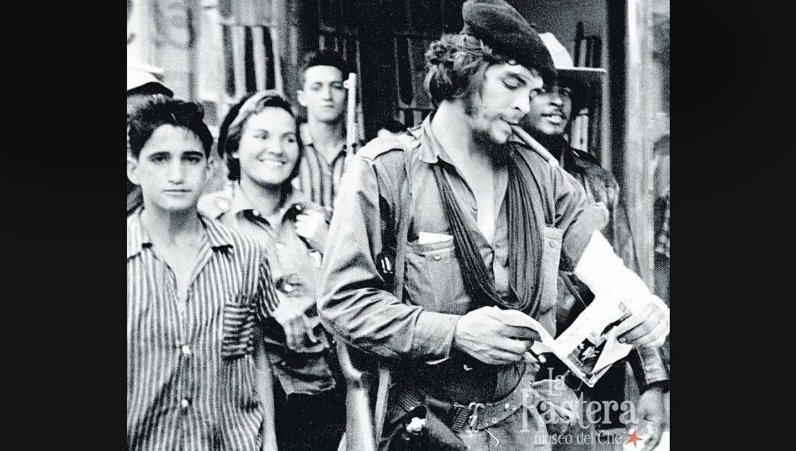 Las armas secretas del Che