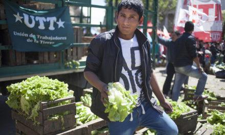 La crisis de los pequeños productores