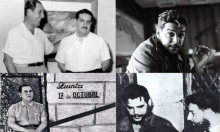El encuentro de Perón y el Che en Madrid