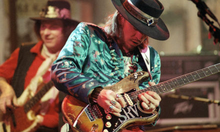 El último solo de Stevie Ray Vaughan