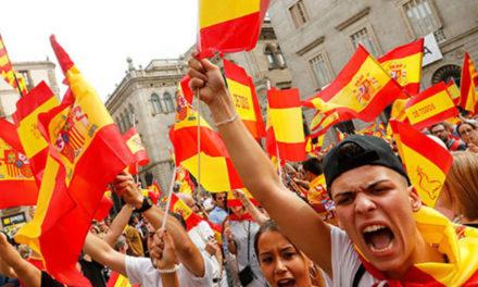 La España que ha de helarte el corazón