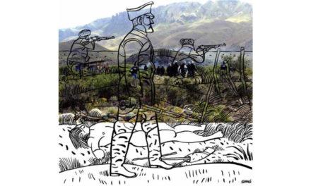 Las mentiras que criminalizan a los mapuches