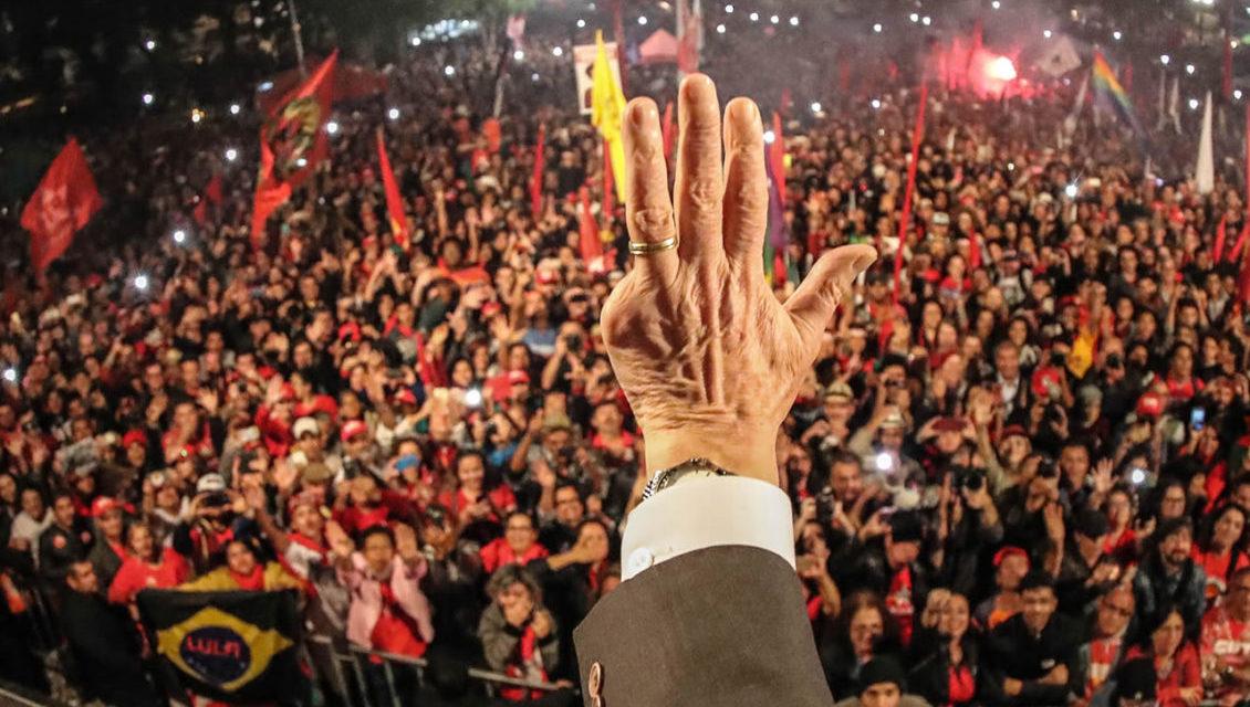 Grotesca farsa judicial contra Lula