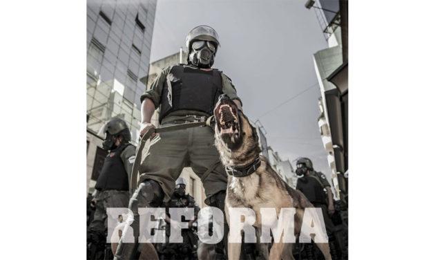 REFORMA / 14 y 18 de diciembre de 2017