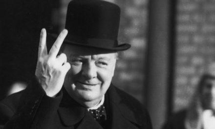 A Trump sí, a Churchill no