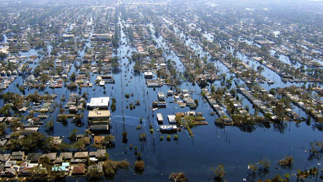 La Plata, inundación y después