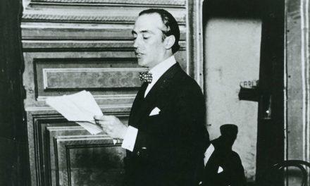 Deodoro Roca, el primer desaparecido
