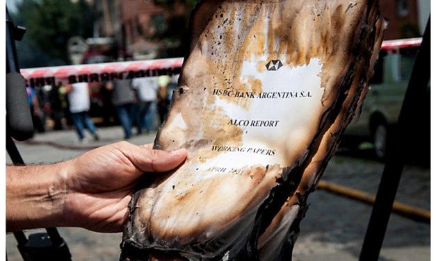 """""""Cristina sabía que el incendio fue provocado"""""""
