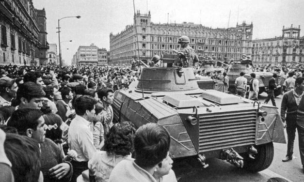 La revolución de 1968 en América Latina