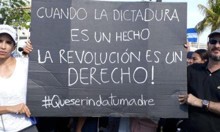 Nicaragua: la revolución de abril