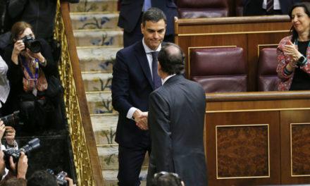 El raje de Rajoy