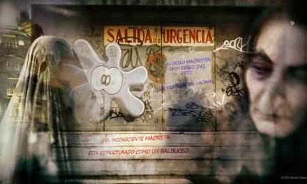 Pintadas subversivas en Palermo y Recoleta