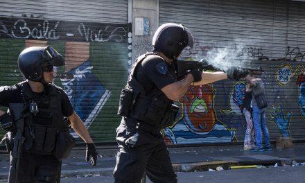 """""""Cuando se militariza, la violencia crece"""""""