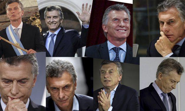 Los futuros posibles de Macri