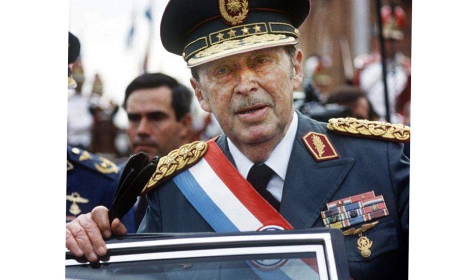 Stroessner, un dictador alemán en Paraguay