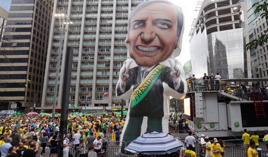 Contra Bolsonaro, en la calle y las urnas