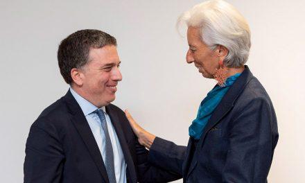 El presupuesto del FMI