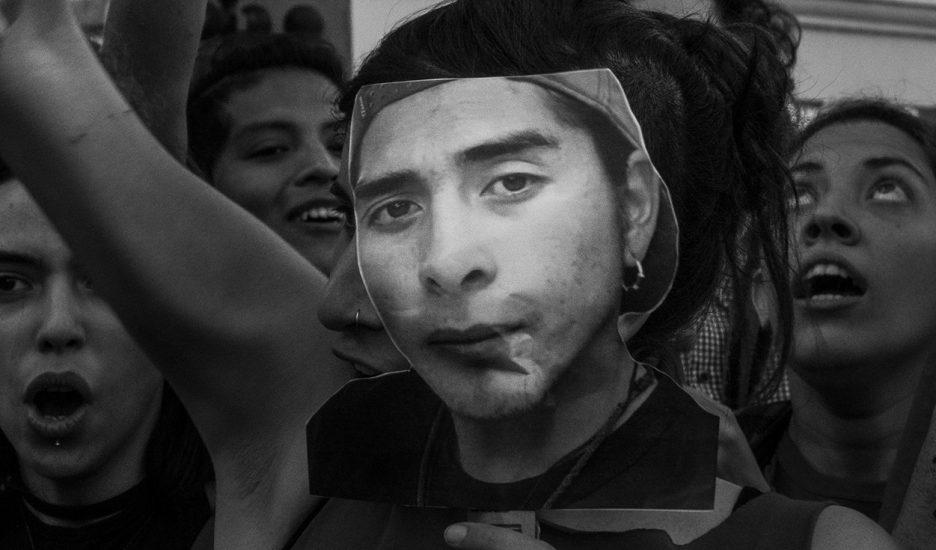 El delito de ser mapuche