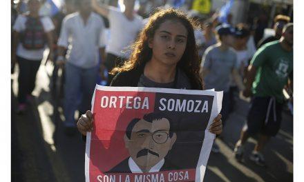 """""""Ortega debe ser arrojado al basurero de la historia"""""""