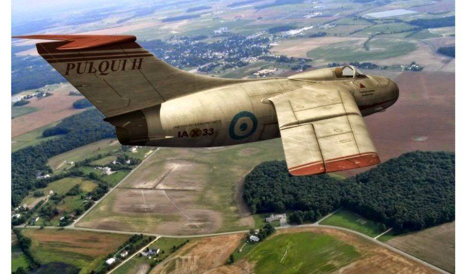 Historia del Pulqui y otros ingenios voladores