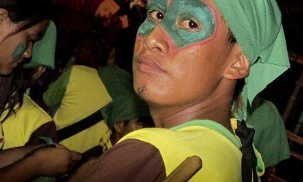 El carnaval de los jóvenes wichí
