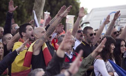 Los fachos andaluces pisan fuerte