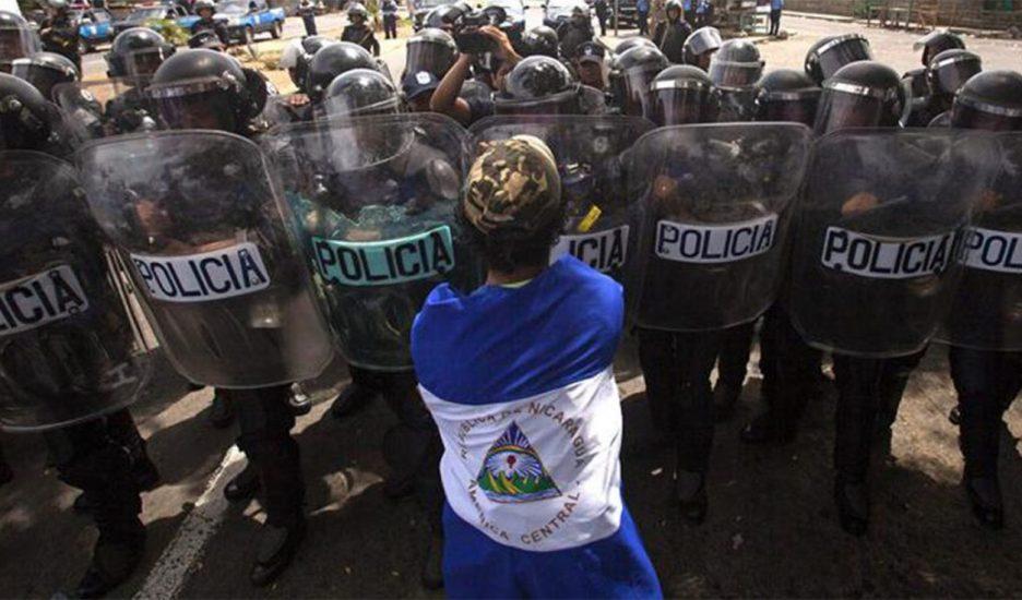 Terrorismo de Estado en Nicaragua