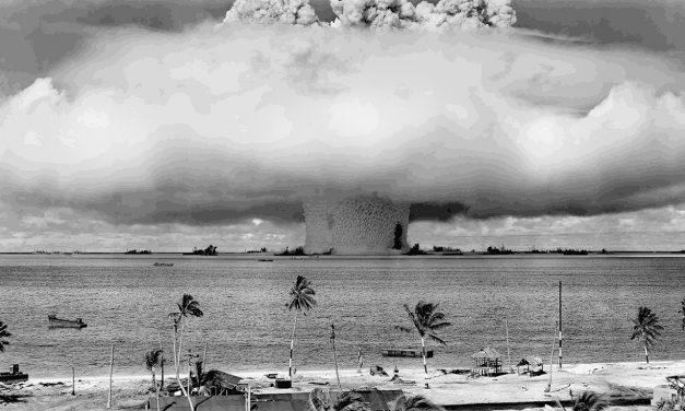 ¿Bomba atómica israelí con tecnología nazi?