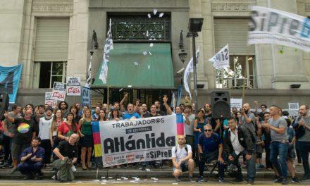 Más despidos en Editorial Atlántida