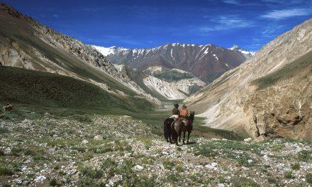Crónica de un cruce de los Andes (III)