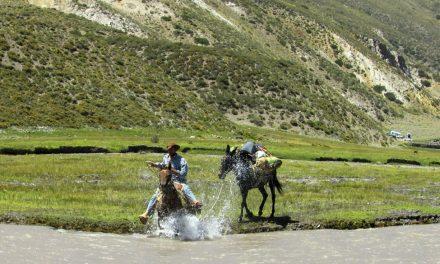 Crónica de un cruce de los Andes (I)