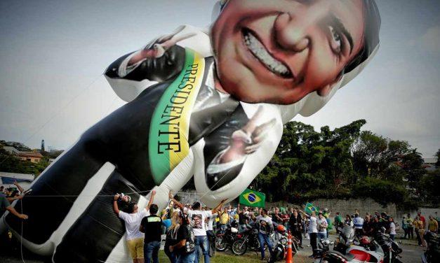 Un carnaval contra Bolsonaro