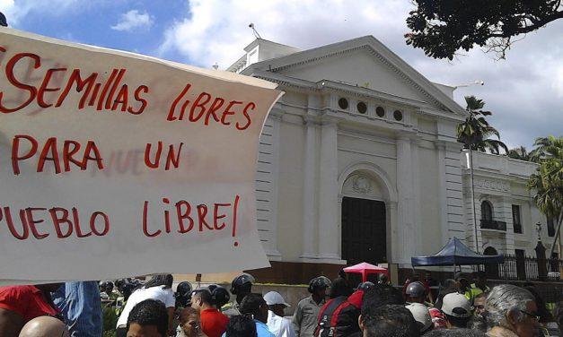 Bayer y Monsanto contra Venezuela