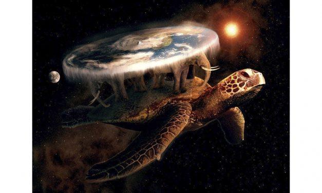La conspiración terraplanista