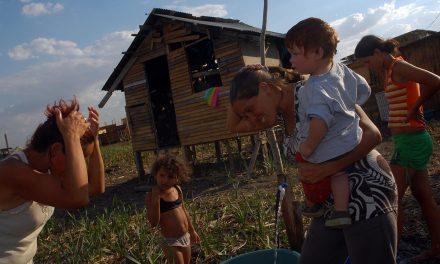 Una cartografía del hambre y la miseria
