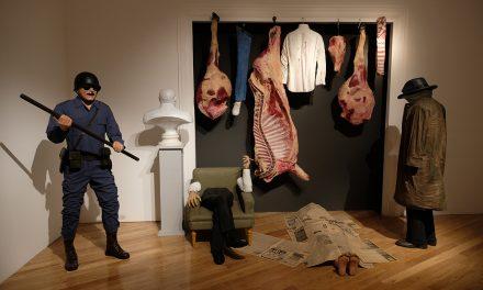 Carlos Alonso, retratista de la violencia estatal