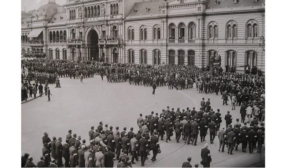 La Legión Cívica de Macri