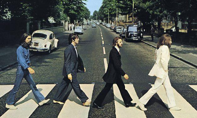 Goobye to The Beatles