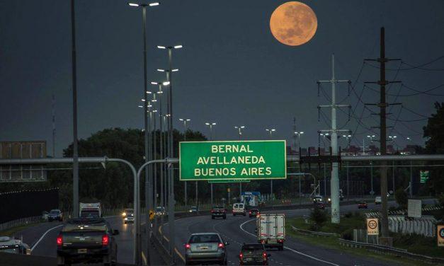 El argentino que miró otra Luna