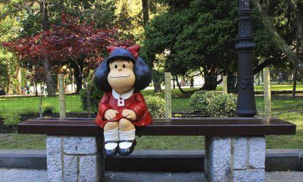 ¿A quién votaría Mafalda?