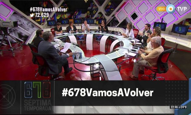 6,7,8 again and again: volvé, Encuentro